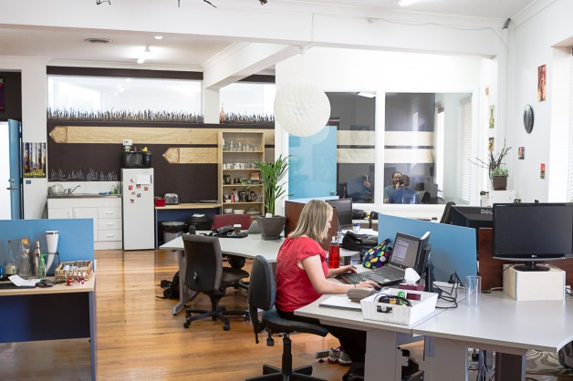 Your Office Design Can Help Kindle Employee Creativity.