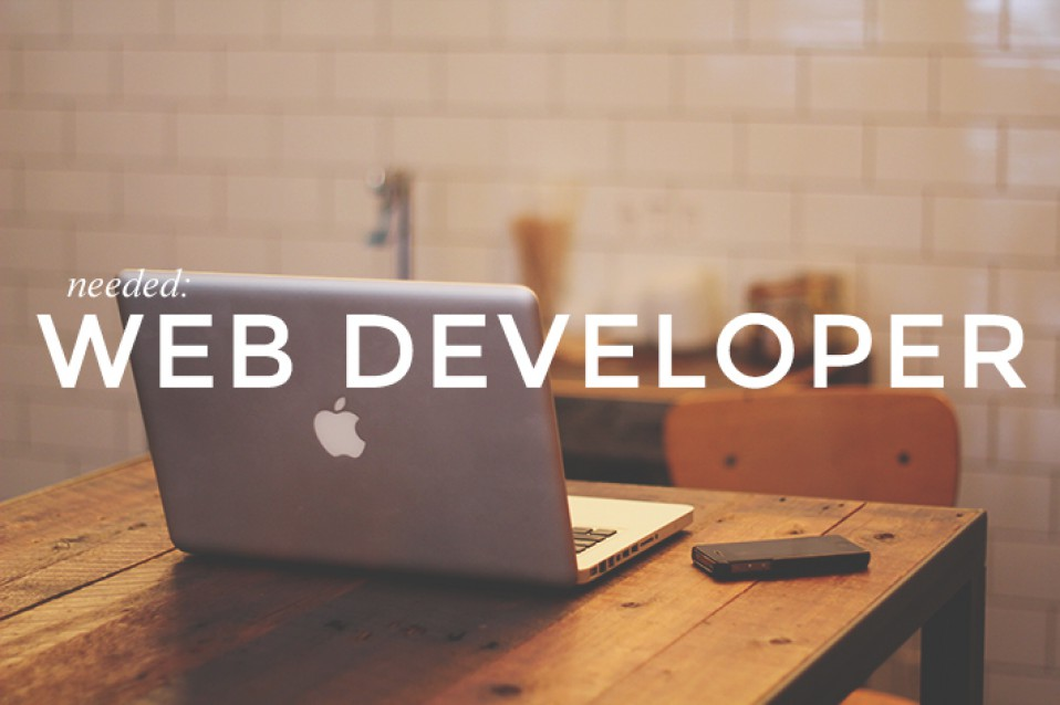 Front End Web Developer